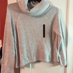 torrid Sweaters - Torrid New grey cowl neck sweater